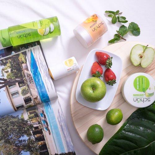 محصولات زیبایی و گیاهی