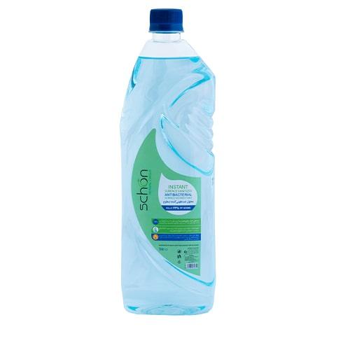 مایع ضد عفونی کننده یک لیتری سطوح شون
