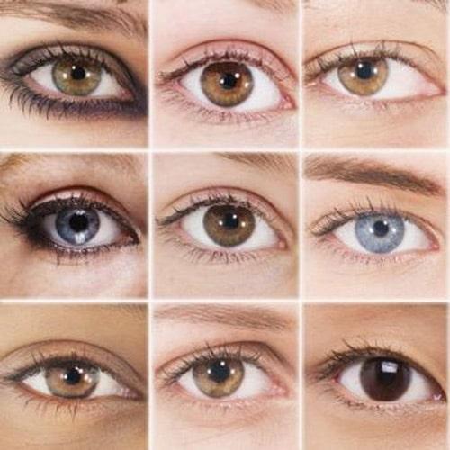 آموزش صحیح آرایش چشم بر اساس فرم چشم ها