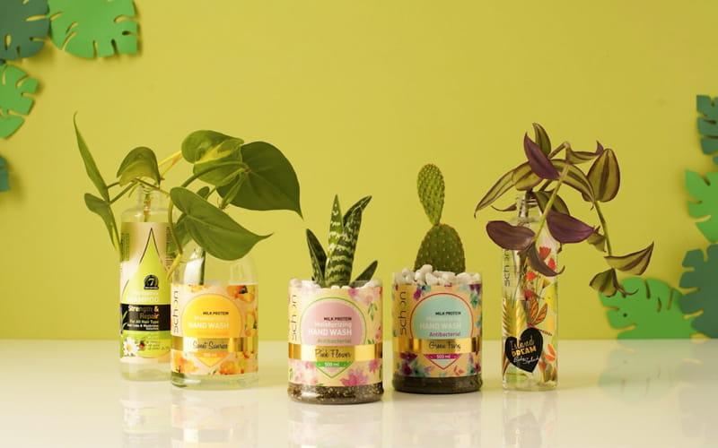 برای شرکت در قرعه کشی شون در ظروف محصولات شون گل بکارید و برای ما دایرکت کنید.